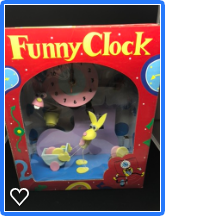 "Bordsklocka ""Funny clock"""