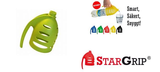 Handtag för Petflaskor StarGrip