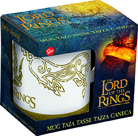 Lord of the rings mugg