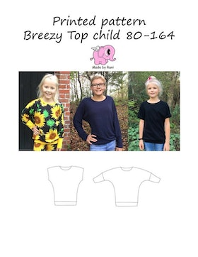 Made by Runi´s Breezy Top paket, barn och dam