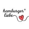 Hamburger Liebe Botanical Prim Mörkblå Jersey