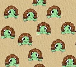 Sköldpadda by Needly.se jersey ½ meter