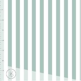 Vertical Dusty Mint by Elvelyckan Design