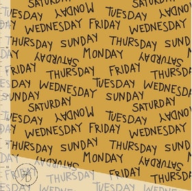 Weekdays Gold