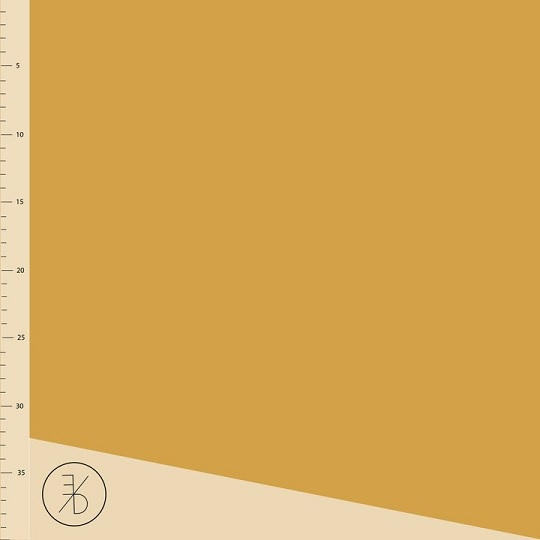 Gold by Elvelyckan Design trikåtyg
