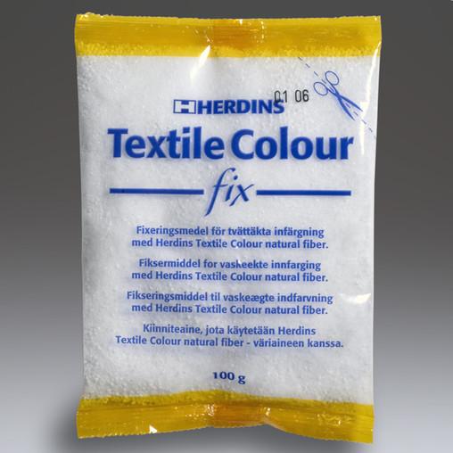 "Fixeringsmedel för Textilfärg ""Natrural fibre"""