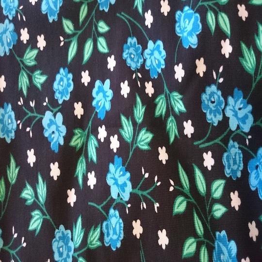 Blomma Blå 0,45 meters bit