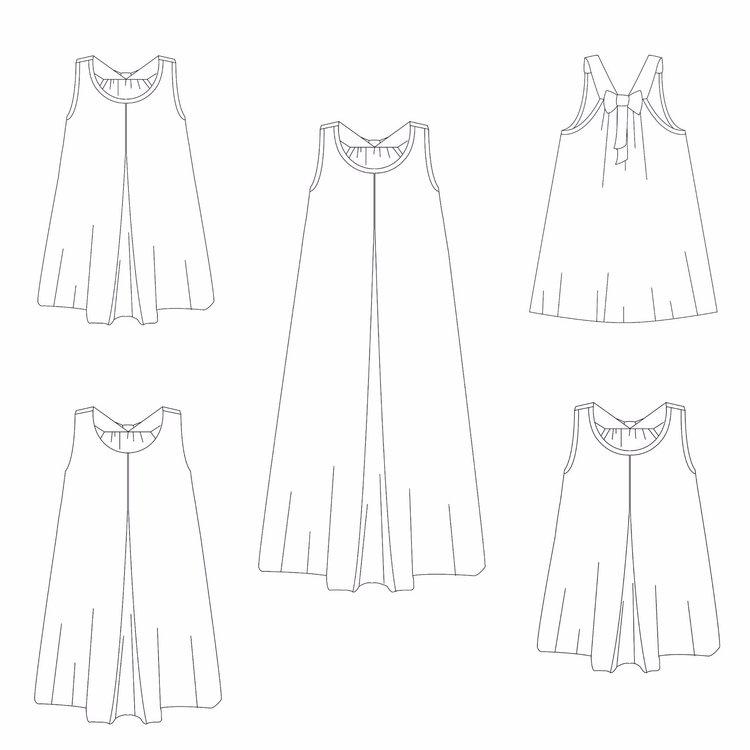 So Sew Me´s I Feel Pretty stl. 34 - 56