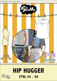 So Sew Me´s Hip Hugger stl. 34 - 56