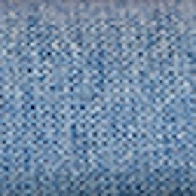 Babyblått melerat