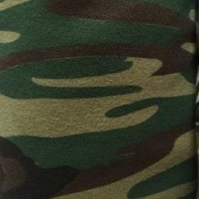 Kamouflage grönt (rundvävt)