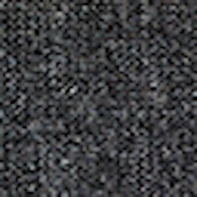 Mörkgrå melerad rundstickad