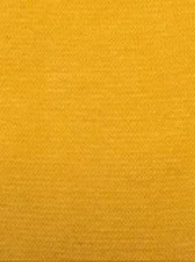 Stark gul rundstickad