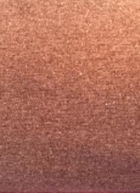 Brun melerad rundstickad