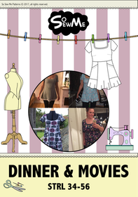 So Sew Me's Dinner & Movies stl. 34 - 56