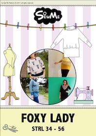 So Sew Me´s Foxy Lady stl. 34 - 56