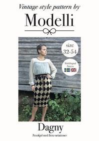 Modelli's Pennkjol Dagny