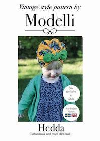 Modelli's Turbanmössa Hedda stl. 36/38 - 56/58