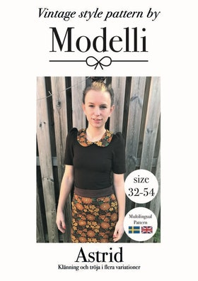 Modelli's Astrid tröja