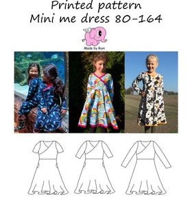 Made by Runi´s Mini me barn stl. 80-164