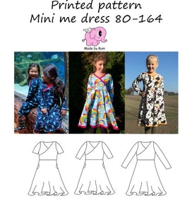 Made by Runi´s Mini me barn stl. 80-164