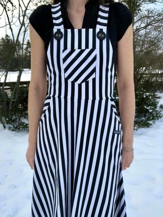 Modelli's Hängselklänning Olivia stl 32 - 54