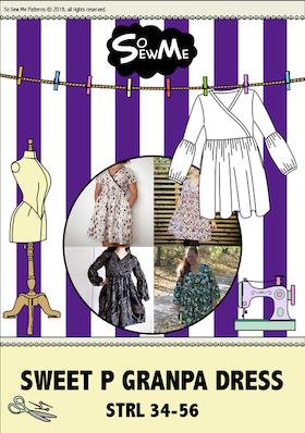 So Sew Me´s Sweet P Grandpa Dress