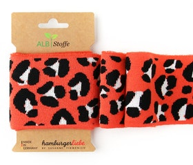Hamburger Liebe´s Cuff Me Safari Orange