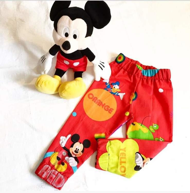 So Sew Me's Ruffle Pants stl. 56 - 152