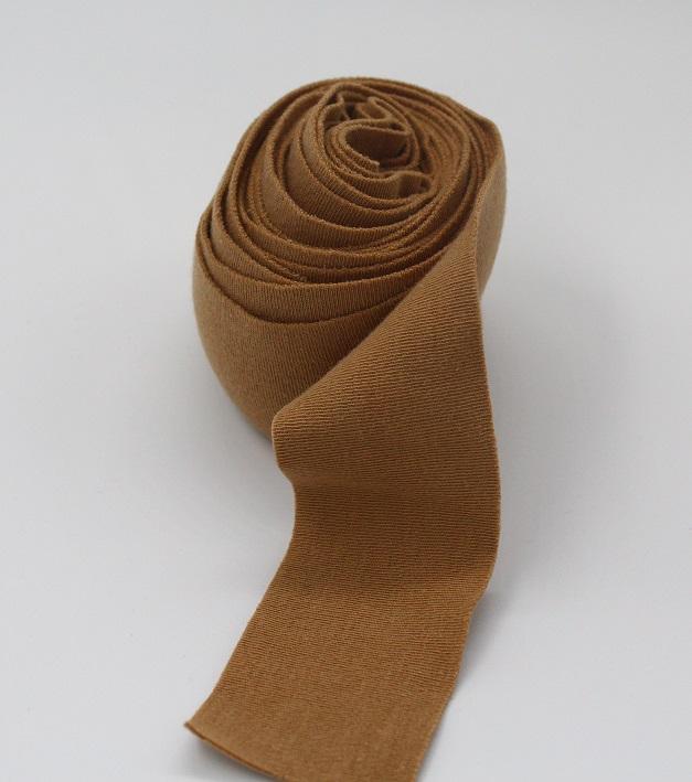 Kantband av mudd, 50 mm brett 5 m långt Olika färger