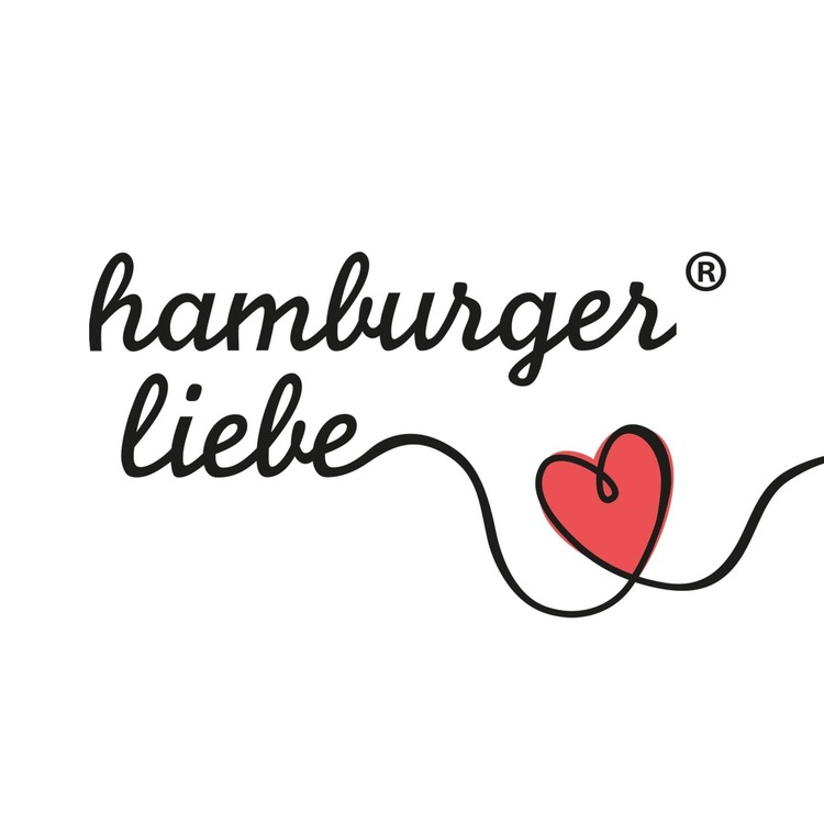 Hamburger Liebe Butterfly Jogging