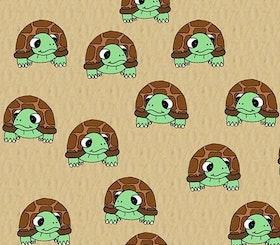 Sköldpadda by Needly.se jersey 1 meter