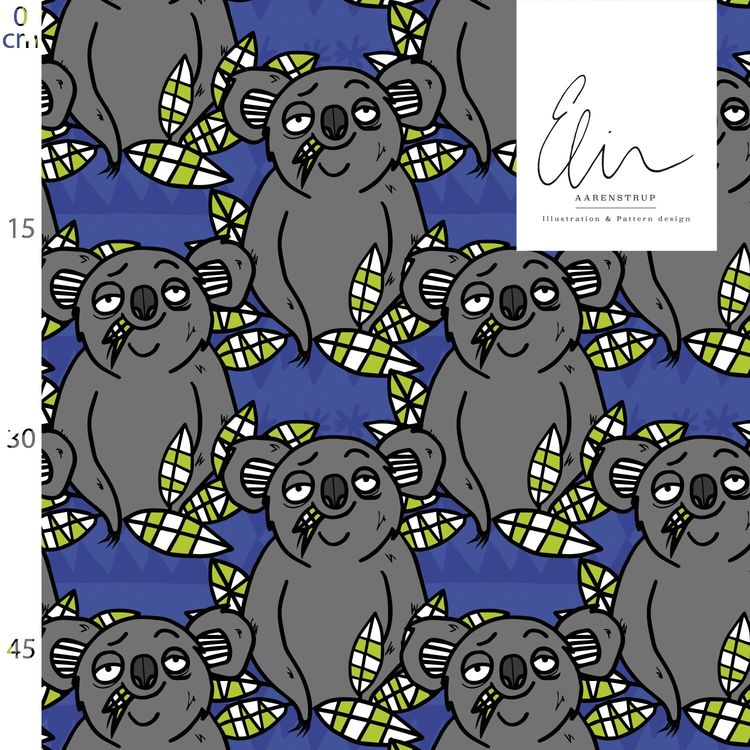 Koala Blue - förhandsbokning