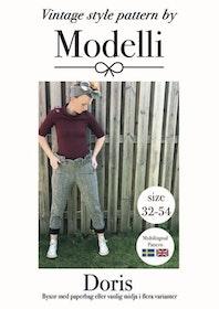 Modelli's Paperbag byxa Doris