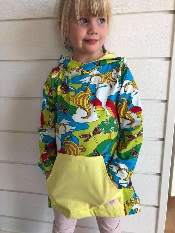 OMG Bananas Flared hoodie storlek 80 - 164