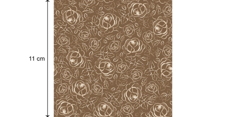 Copper roses jersey