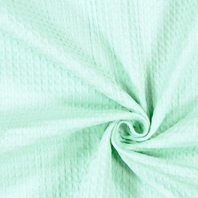 Bäckebölja Mintgrönt (vävd bomull)
