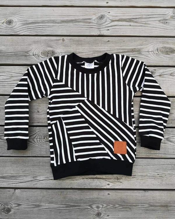 So Sew Me's Sunshine shirt stl. 62 - 170