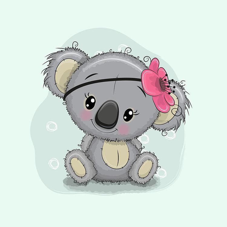 Koala panel joggingtyg