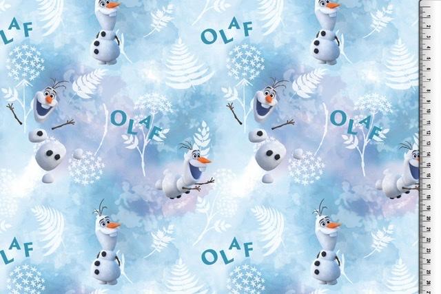 Disney's Frost 2 Olof Jersey 1 meter (Licensierat)