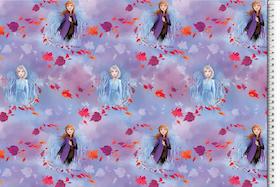 Disney's Frost 2 Anna & Elsa Jersey 1 meter (Licensierat)