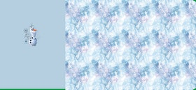 Frost 2 panel Olof blå (Licensierat)