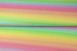 Ränder i pastellfärger