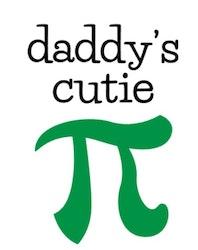 Daddy's cutie pi
