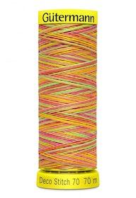 GÜTERMANN Deco Stitch nr 9873 sytråd 70 m