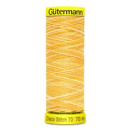 GÜTERMANN Deco Stitch nr 9826 sytråd 70 m OBS! BESTÄLLNINGSVARA