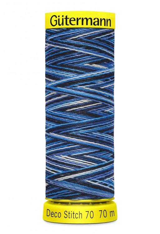 GÜTERMANN Deco Stitch nr 9962 sytråd 70 m OBS! BESTÄLLNINGSVARA
