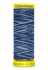 GÜTERMANN Deco Stitch nr 9962 sytråd 70 m