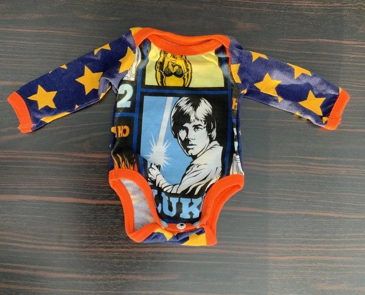 Body med Luke Skywalker stl. 50