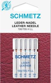 Schmetz Symaskinsnålar Läder 80/12 \ 100/16 (130/705 H-E)
